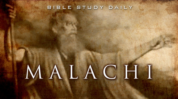 Bible Study: The Book of Malachi « Calvary Bible Church