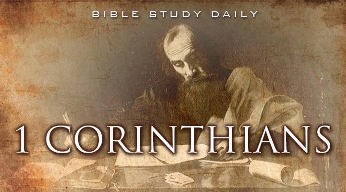 2 CORINTHIANS - Bible Study Guide